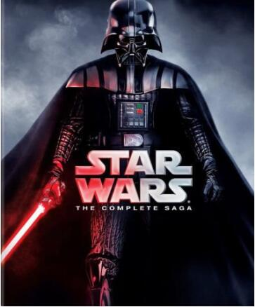 STAR WARS: The Complete Saga (Episodes 1-6)