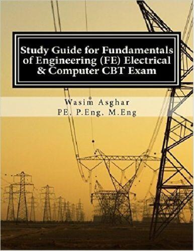 Study Guide for Fundamentals of Engineering (FE) Electrical and Computer CBT Exam