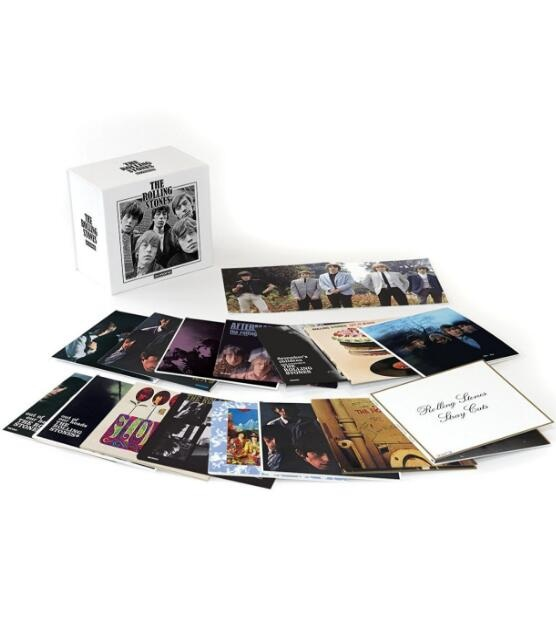The Rolling Stones: In Mono – Limited Edition 15CD