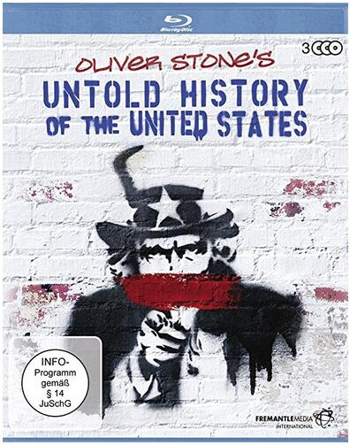 Oliver Stones Untold History of the United States [Blu-ray]