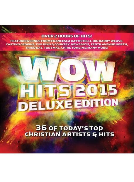 Wow Hits 2015 [Deluxe Edition]