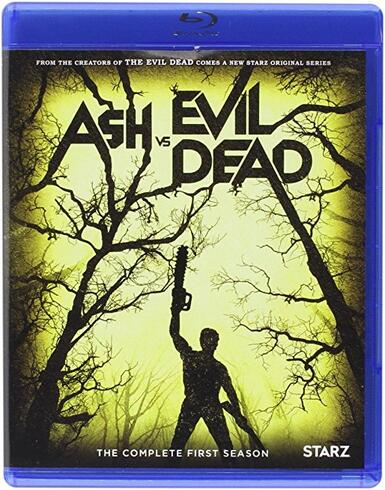Ash vs Evil Dead – The Complete First Season [Blu-ray]
