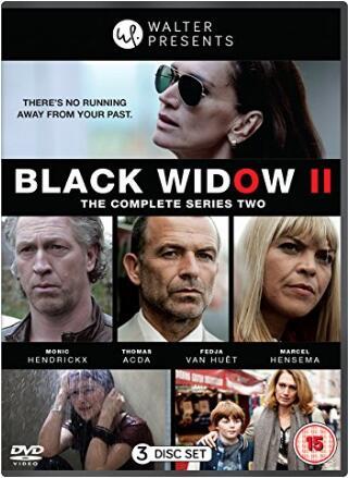 Black Widow: Series 2 – UK Region
