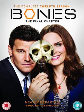 Bones: Season 12 – UK Region