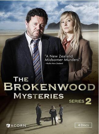 Brokenwood Mysteries: Series 2