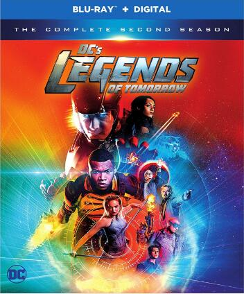 DC's Legends of Tomorrow: Season 2 [Blu-ray]