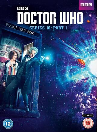 Doctor Who: Series 10 Part 1 – UK Region
