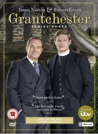 Grantchester: Series 3 – UK Region