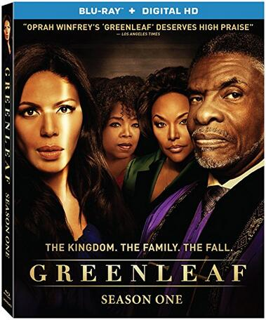 Greenleaf Season 1 [Blu-ray]