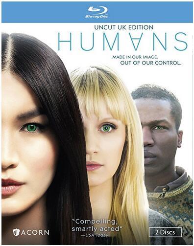 Humans: Season 1 [Blu-ray]