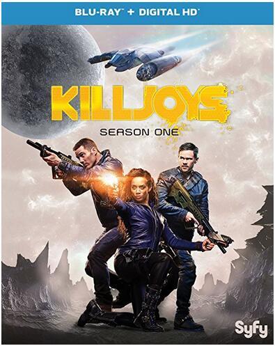 Killjoys: Season 1 [Blu-ray]