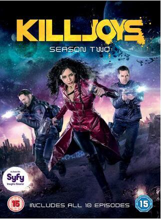 Killjoys: Season 2 – UK Region