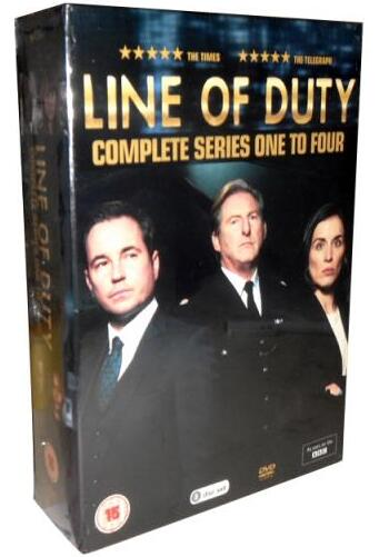 Line of Duty: Complete Series 1-3