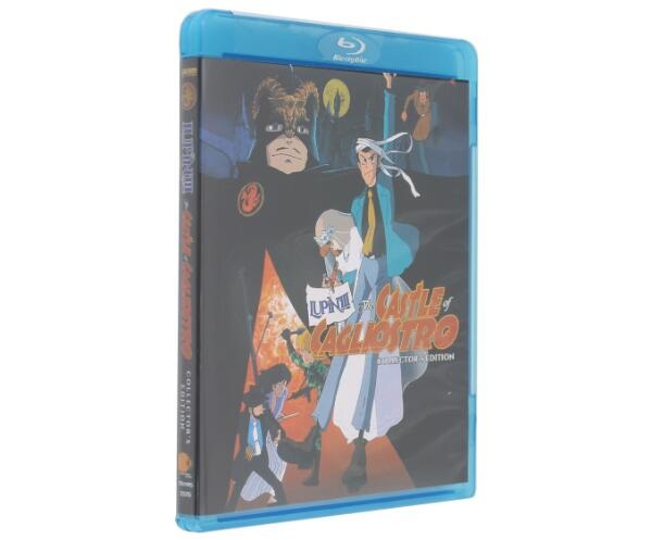 The Castle of Cagliostro Lupin the Third Blu-ray