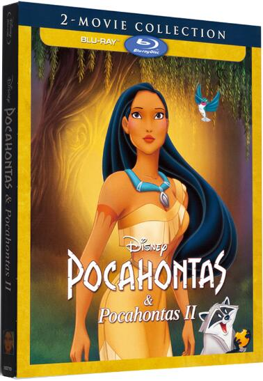 Pocahontas and Pocahontas II [Blu-ray]