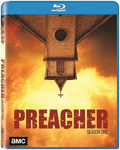 Preacher Season 1 [Blu-ray]