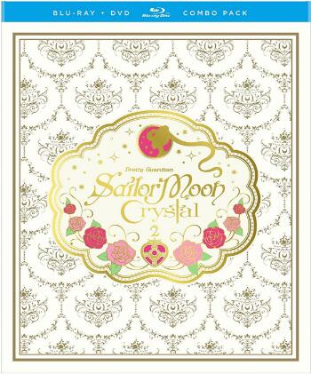 Sailor Moon Crystal: Set 2 – Limited Edition [Blu-ray]