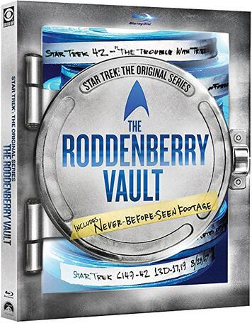 Star Trek: The Original Series – The Roddenberry Vault [Blu-ray]