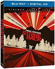 Strike Back: Season 4 [Blu-ray]