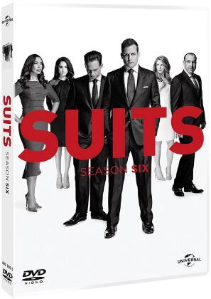 Suits: Season 6 – UK Region