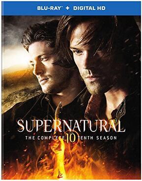 Supernatural: Season 10 [Blu-ray]
