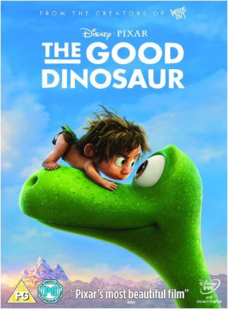 The Good Dinosaur – UK Region