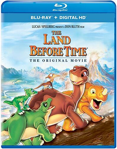 The Land Before Time the original movie [Blu-ray]
