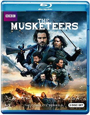 The Musketeers: Season 3 [Blu-ray]
