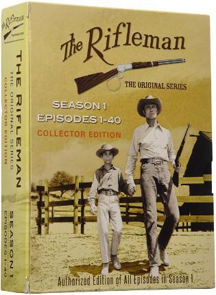 The Rifleman Official: Season 1