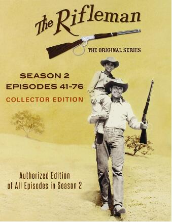 The Rifleman Official: Season 2