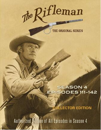 The Rifleman Official: Season 4