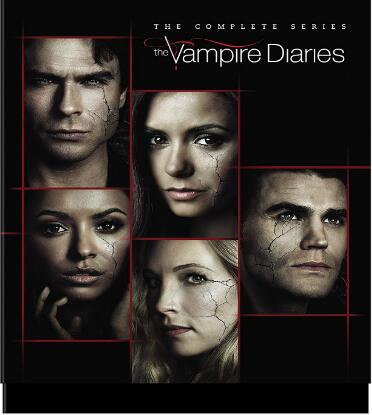 The Vampire Diaries: The Complete Series 1-8 Box Set
