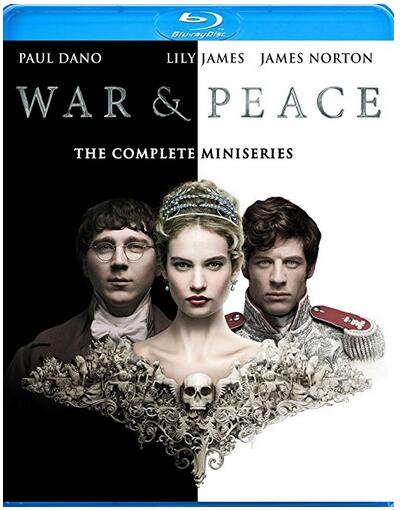 War and Peace [Blu-ray]
