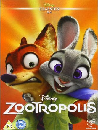 Zootropolis – UK Region