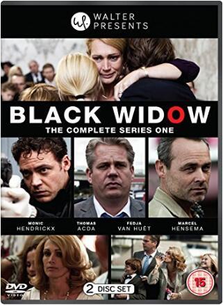 Black Widow: Series 1 – UK Region