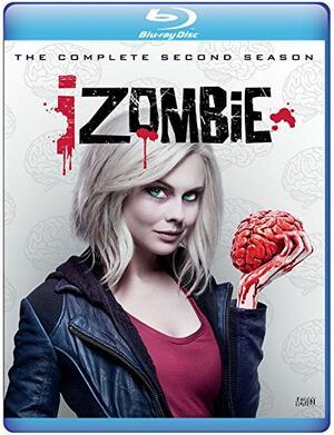 iZombie: The Complete Second Season [Blu-ray]