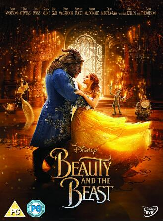 Beauty and the Beast – Region 2