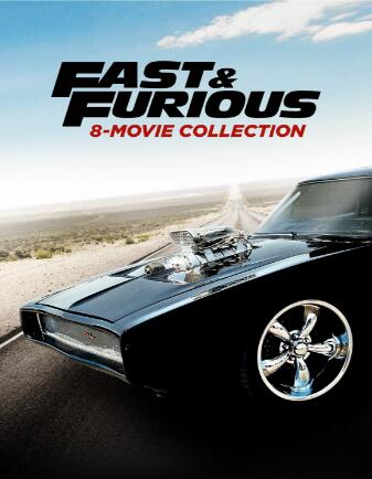 Fast & Furious: 8 Movie Collection