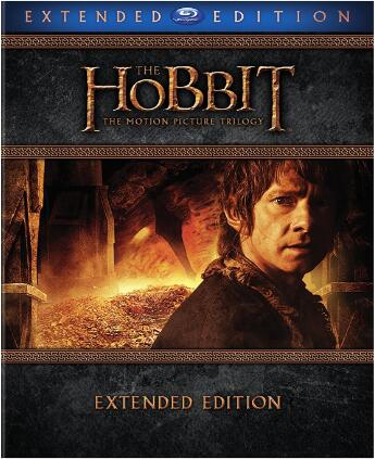 Hobbit: The Motion Picture Trilogy [Blu-ray]