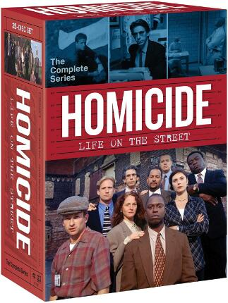 Homicide – Life On The Street: The Complete Series