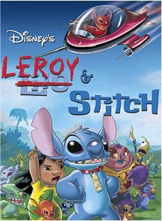 Leroy & Stitch –  Disney