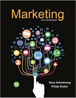 Marketing An Introduction (13th Edition)