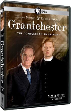 Grantchester: Season 3 (Masterpiece Mystery!)