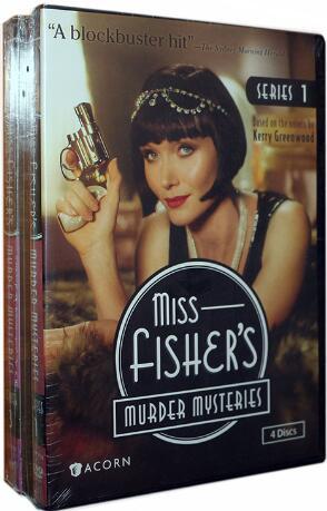 Miss Fisher's Murder Mysteries: Series 1-3
