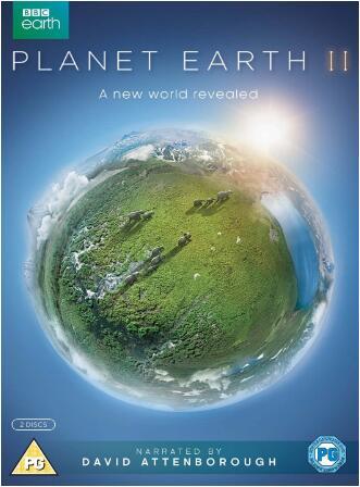 Planet Earth II – UK Region