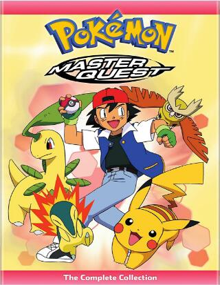 Pokemon: Master Quest – The Complete Collection