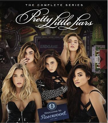 Pretty Little Liars: The Complete Series Box Set