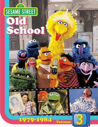 Sesame Street: Old School – Volume 3