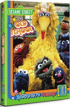 Sesame Street: Old School – Volume One