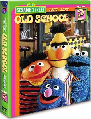 Sesame Street: Old School – Volume Two